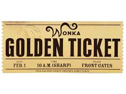 Who would you give your Golden Ticket to?